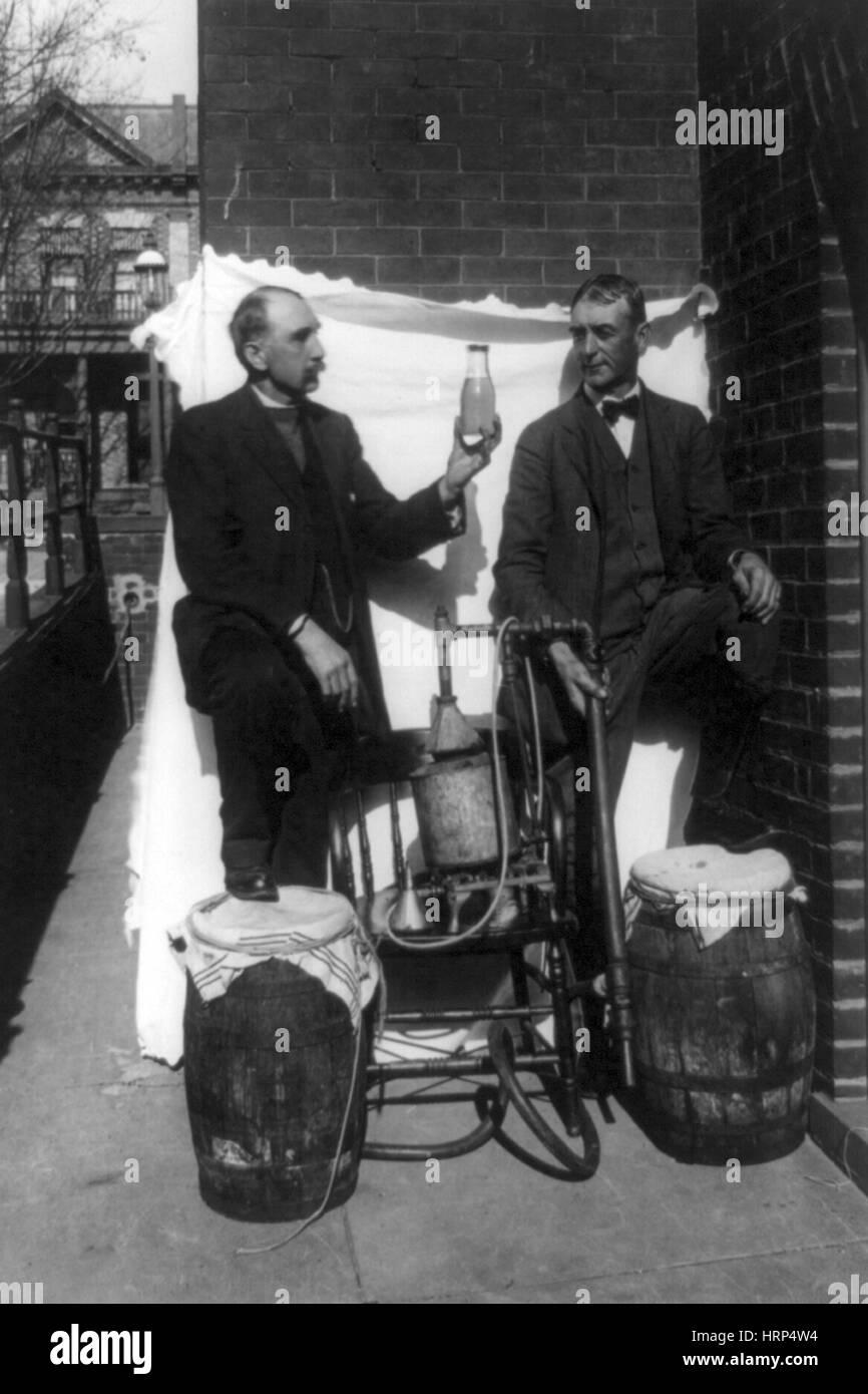 Prohibition, Whiskey Still, 1920s - Stock Image
