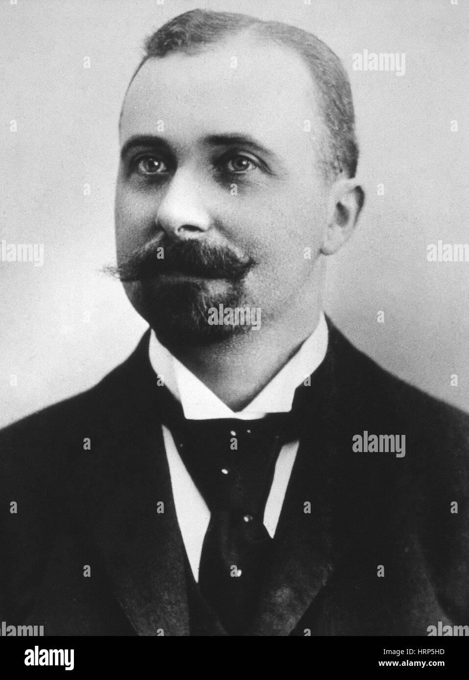 Felix Hoffmann, German Chemist Stock Photo - Alamy