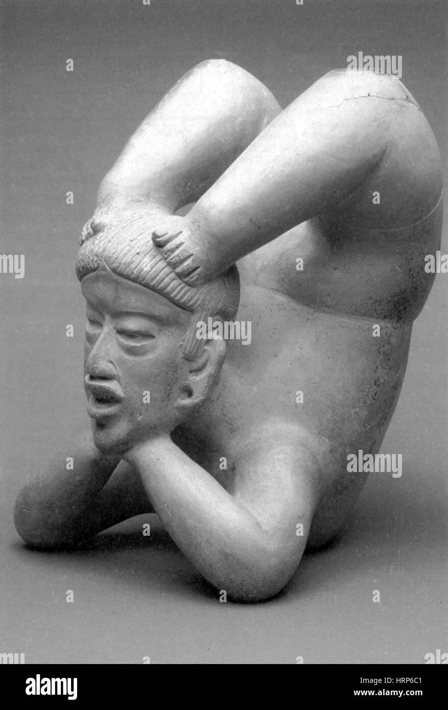 Acrobat, 1200-600 BC - Stock Image