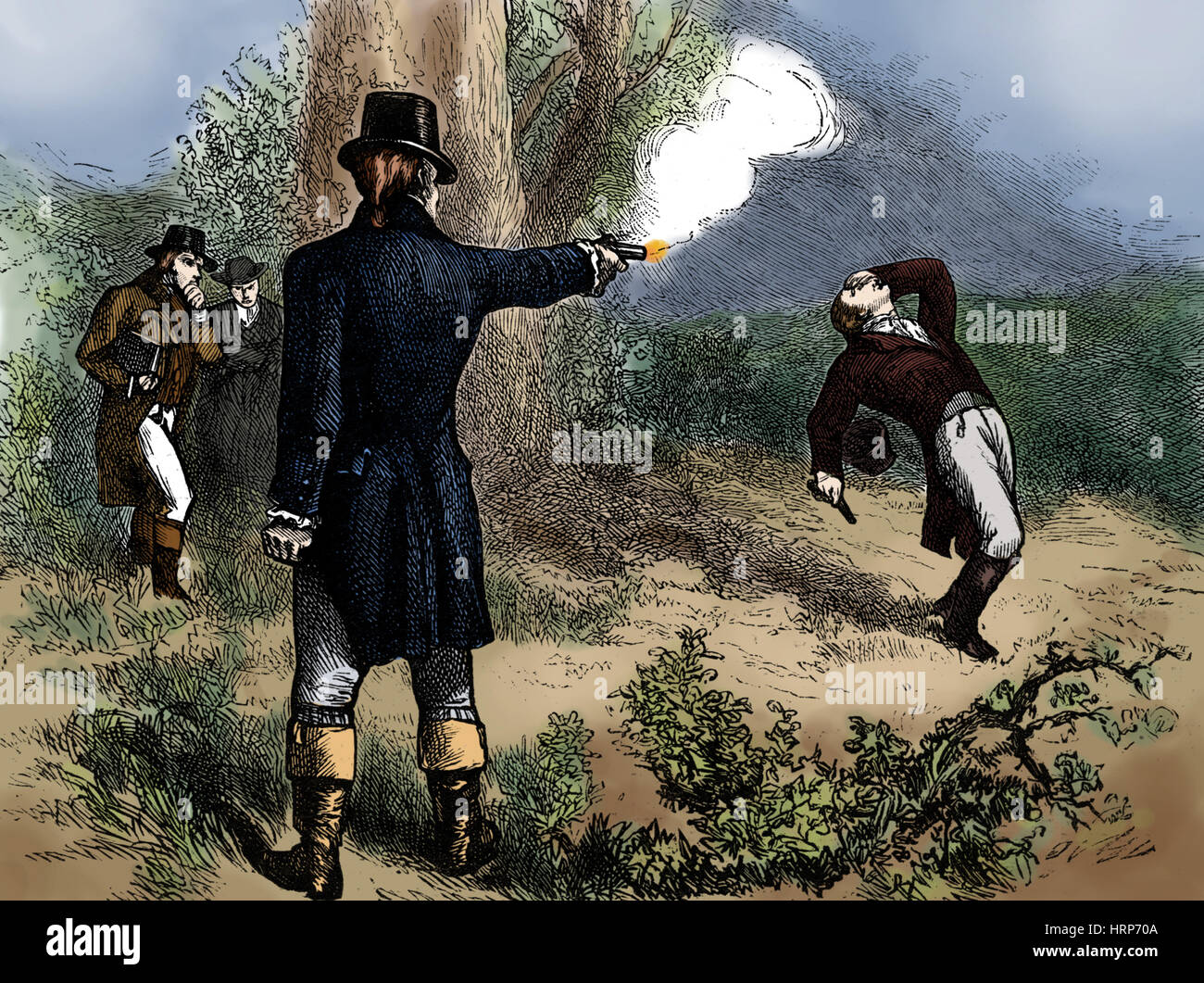 effects of hamilton burr duel The burr–hamilton duel was fought between prominent american politicians  aaron burr, the sitting vice president of the united states, and alexander  hamilton,.