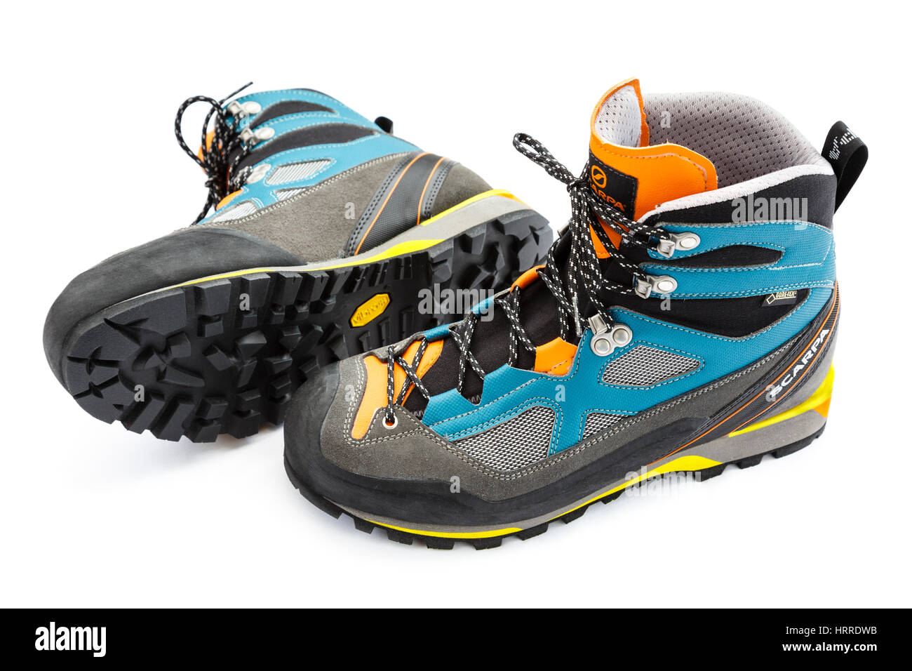 buy online 8014f 158b8 Scarpa Rebel Lite GTX Gore-Tex lined hiking boots with ...
