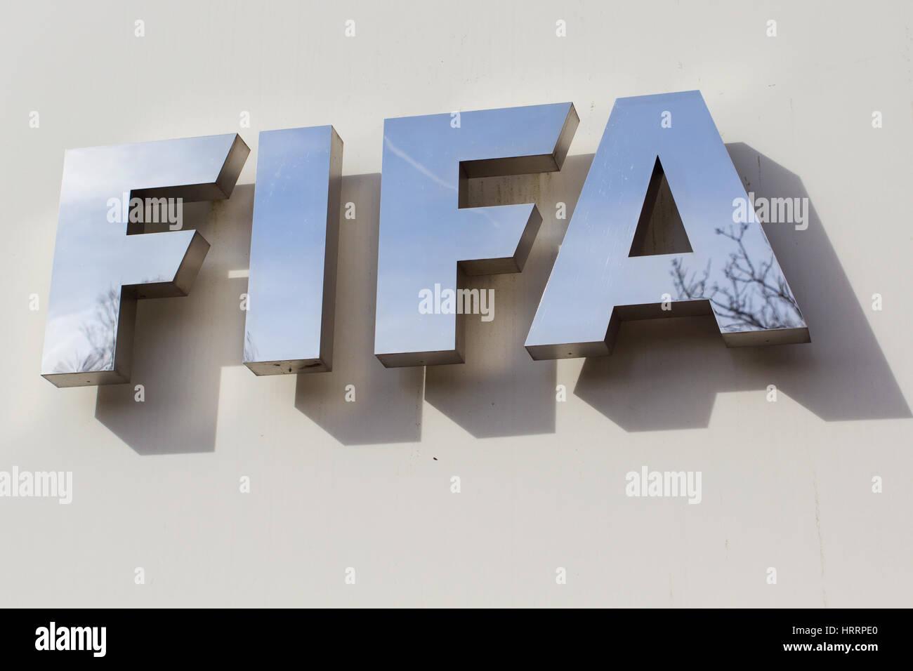 Fifa - Stock Image