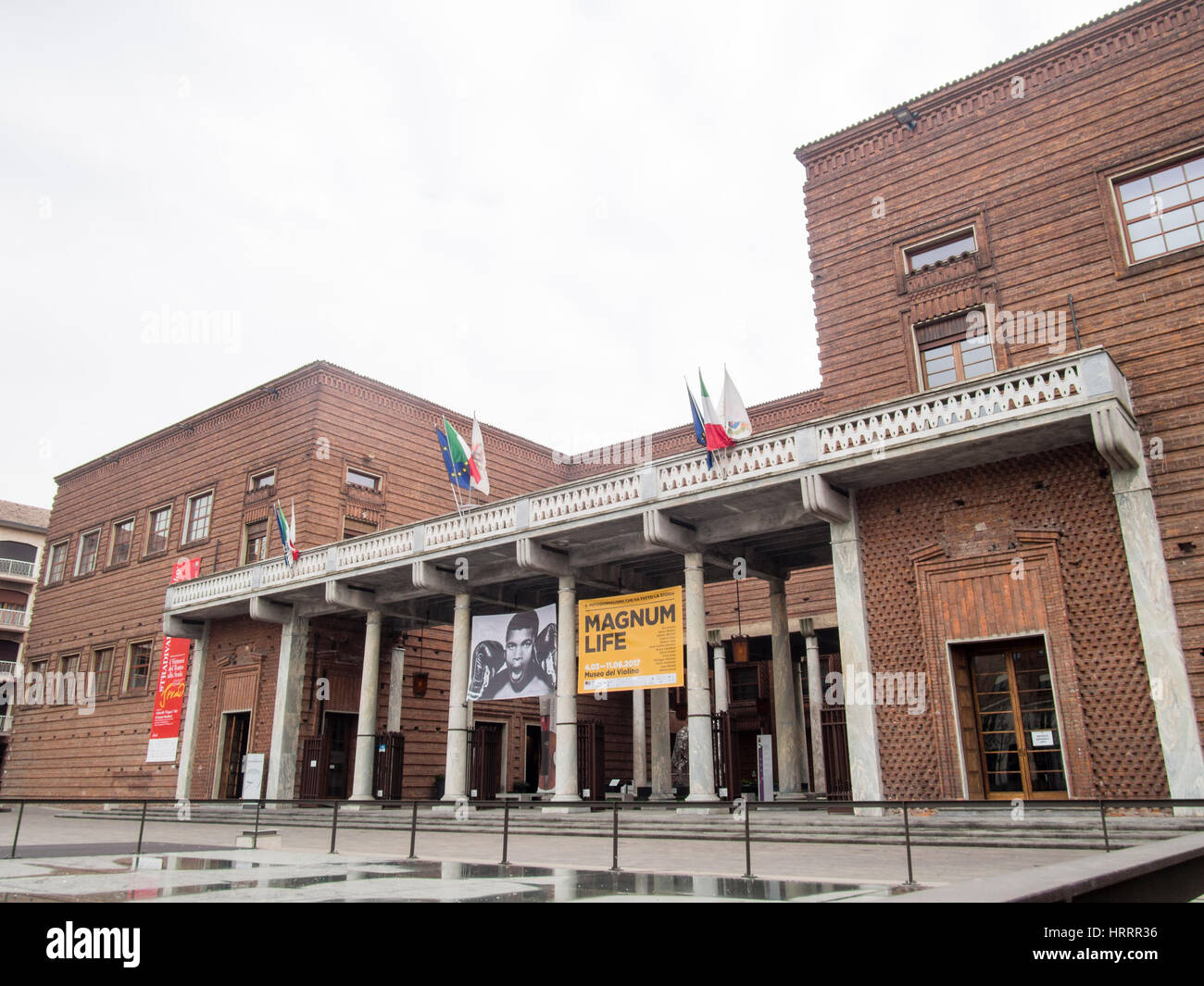 Magnum  Life photography exhibition in Cremona, Italy 4th March 2017 - 11th June 2017 - Stock Image