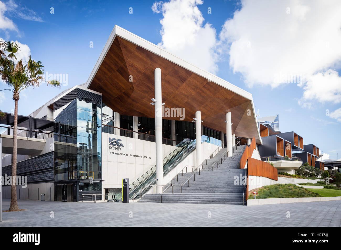 the international convention centre darling harbour. Black Bedroom Furniture Sets. Home Design Ideas