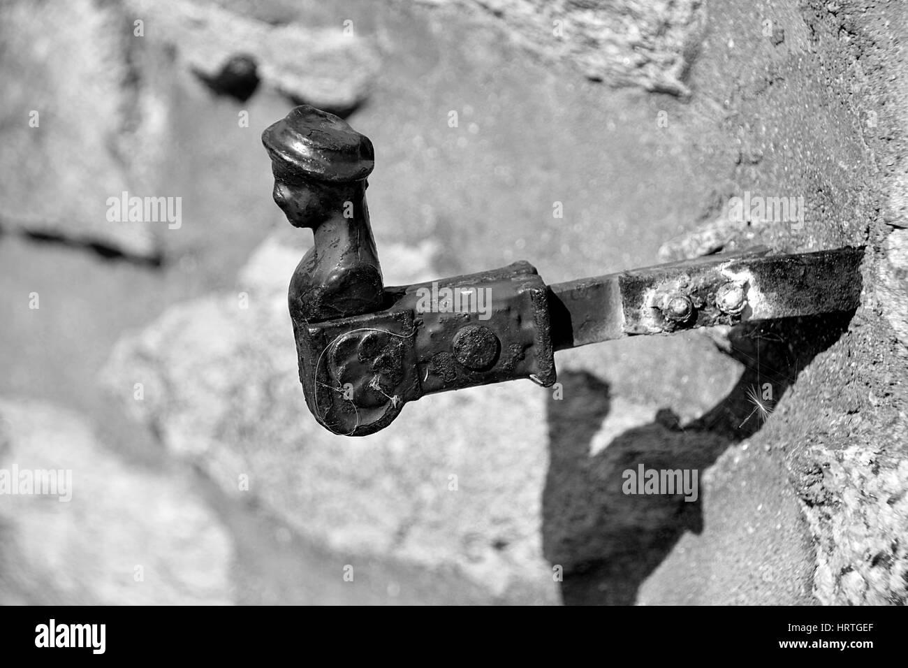 Bloque volets . - Stock Image