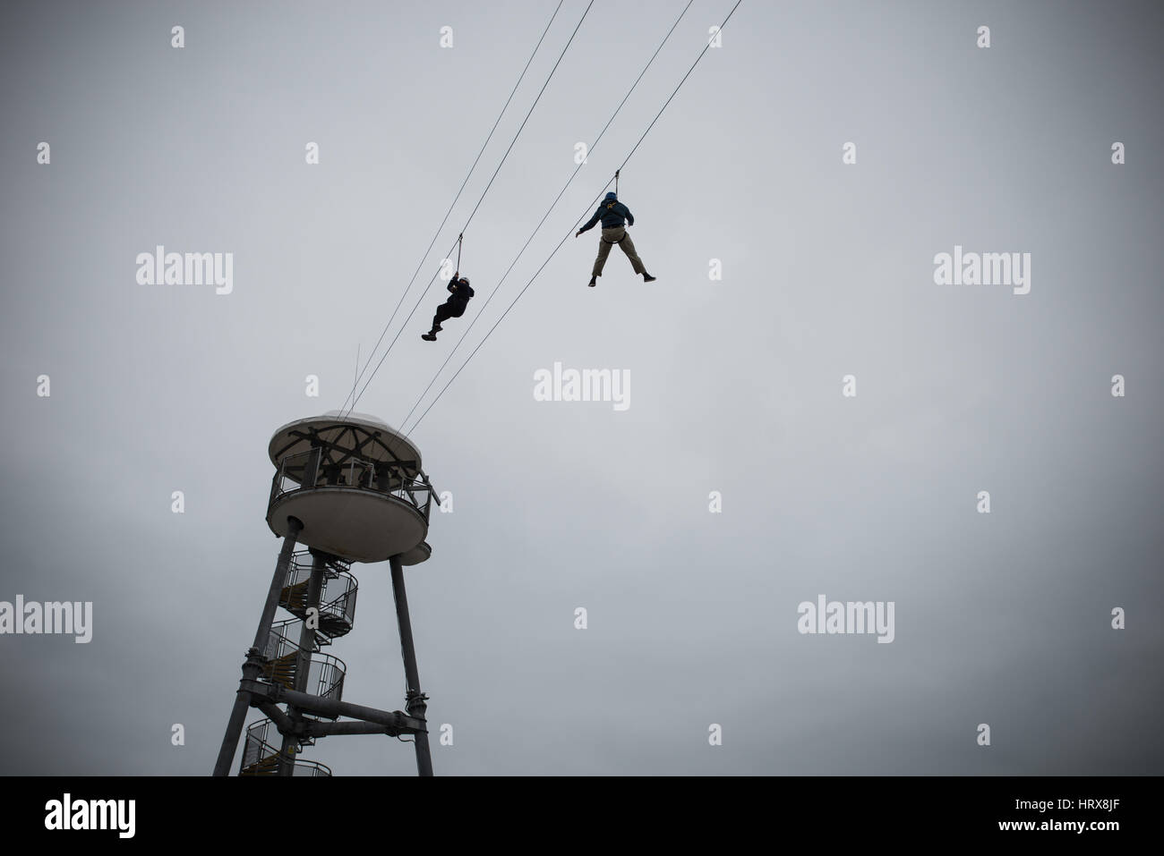 Zip Line Cable Stock Photos & Zip Line Cable Stock Images - Alamy