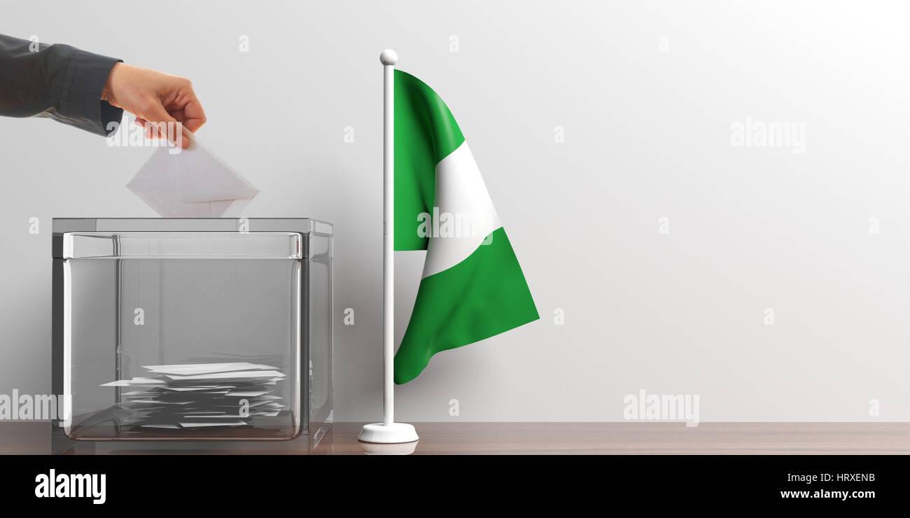 nigeria national democratic party