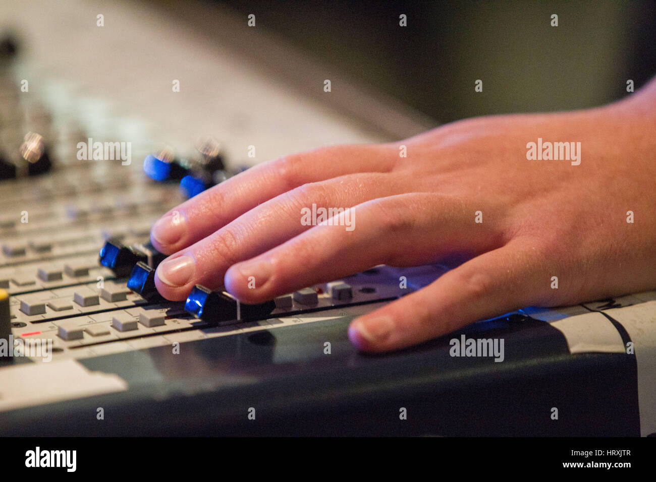 Musical Instruments being [played Stock Photo