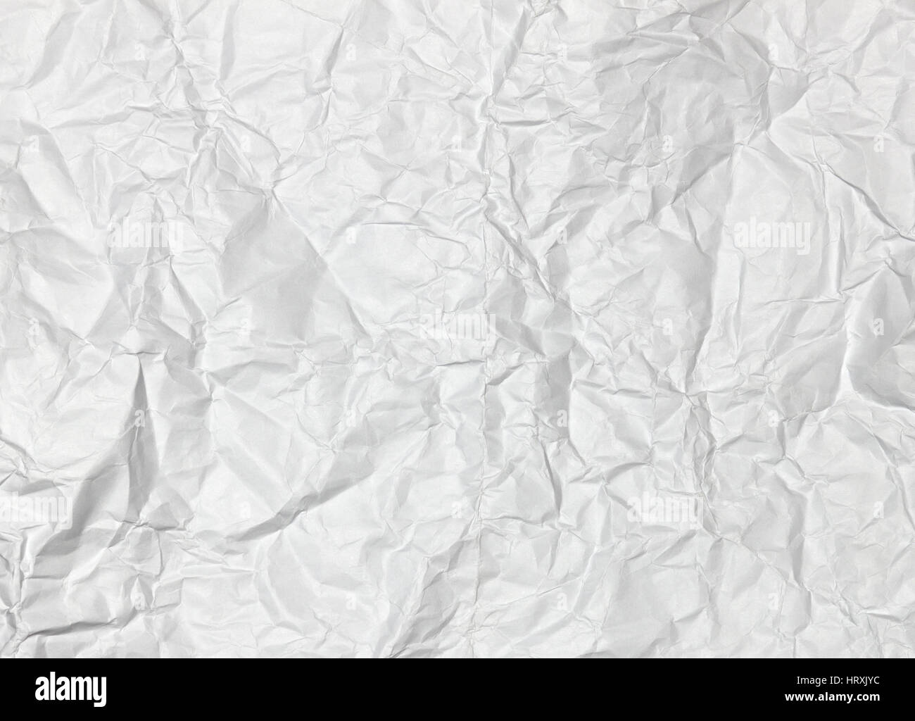 White Wrinkled Paper Background Texture Stock Photo 135195296 Alamy
