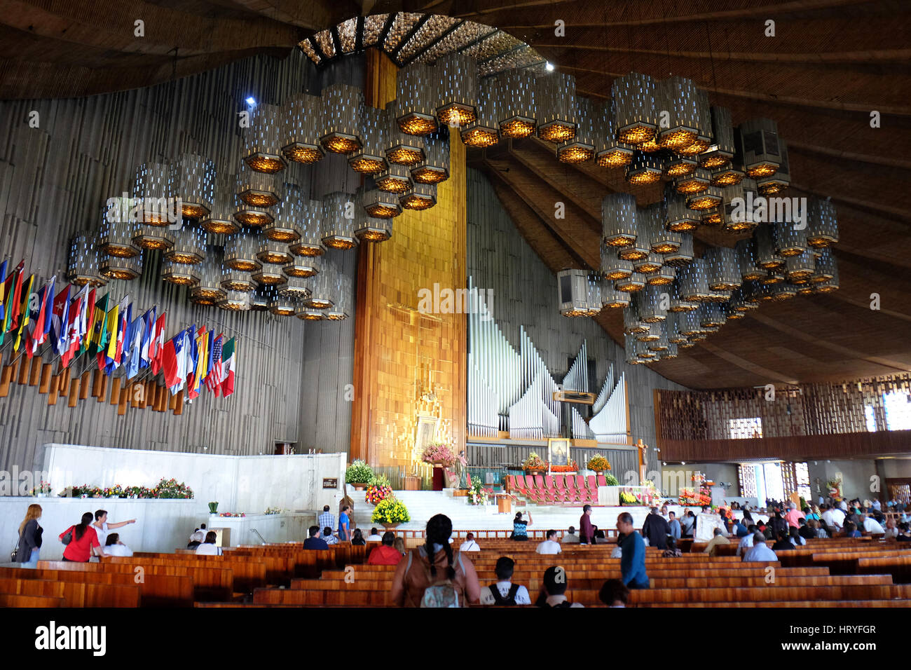 Church Interior Design High Resolution Stock Photography And Images Alamy