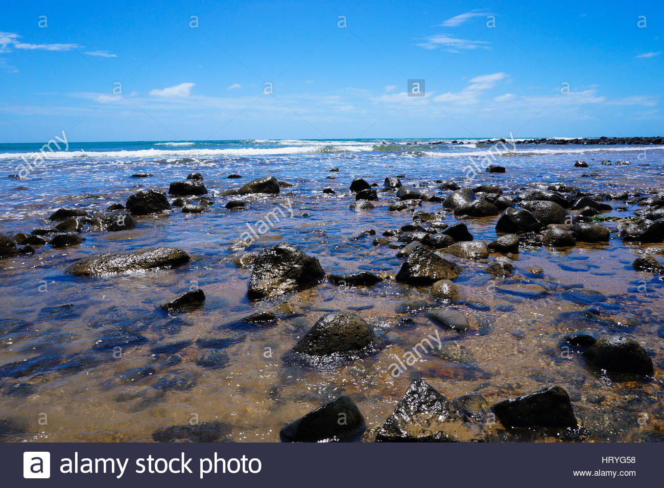 Mon Repos Beach Queensland Australia - Stock Image