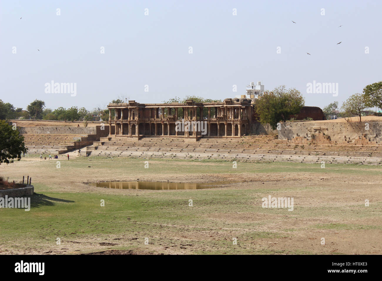Tombs of the Queens also known as Acropolis of Ahmedabad. Sarkehj Roza, Ahmedabad, Gujarat India - Stock Image