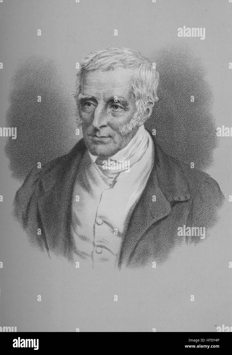 Field Marshal the Duke of Wellington, 1844 (1936). Artist: Unknown. - Stock Image