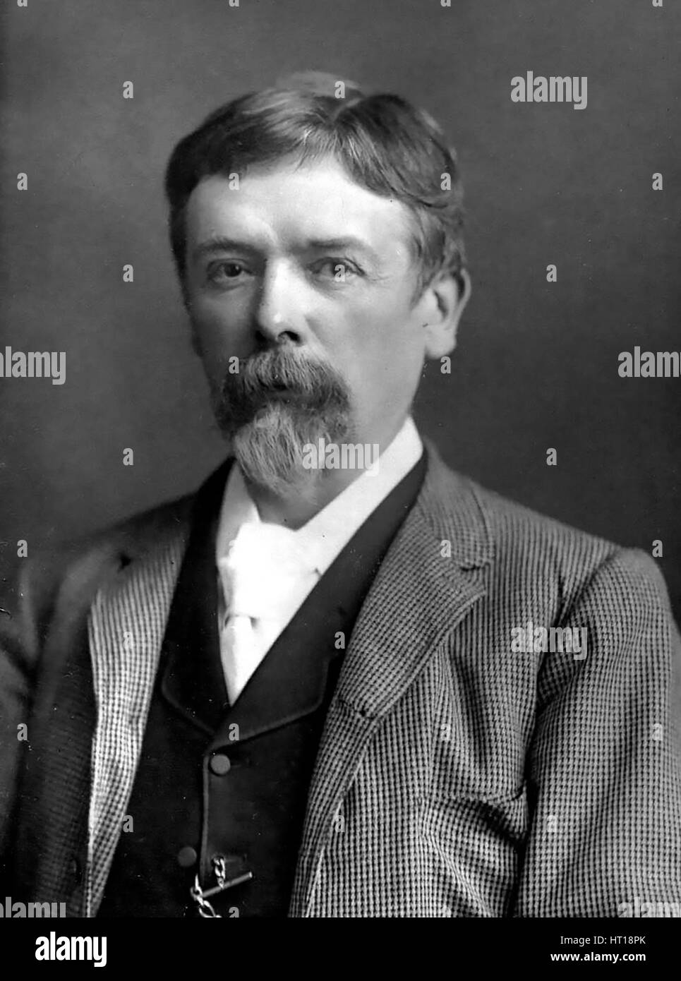 GEORGE du MAURIER (1834-1896) - Stock Image