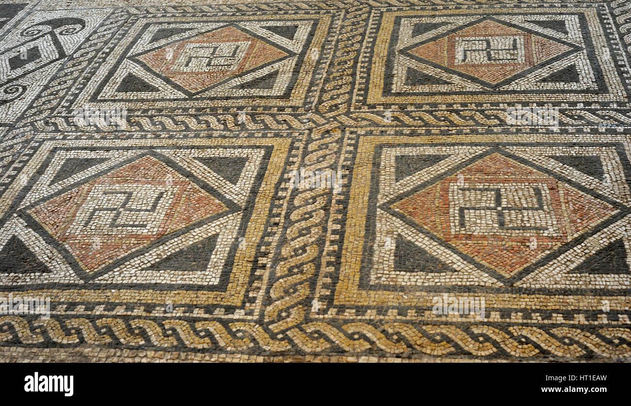roman-geometric-mosaic-2nd-3rd-century-a