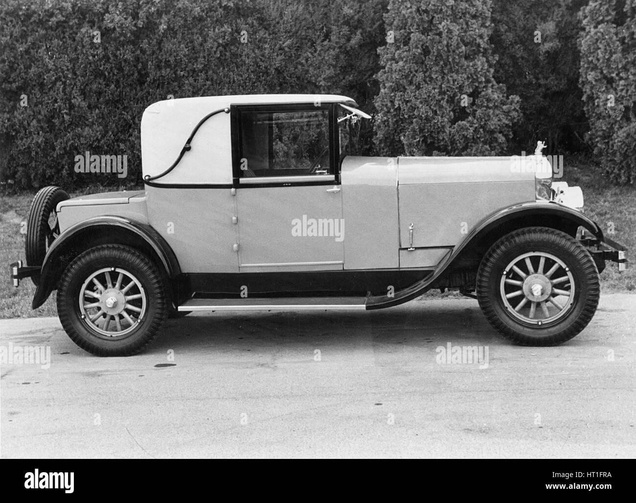 1926 Franklin series II - Stock Image