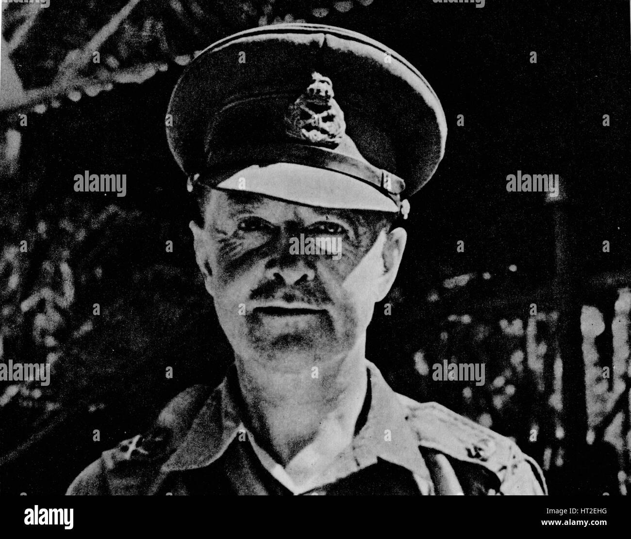 Kesselring in Africa 1942