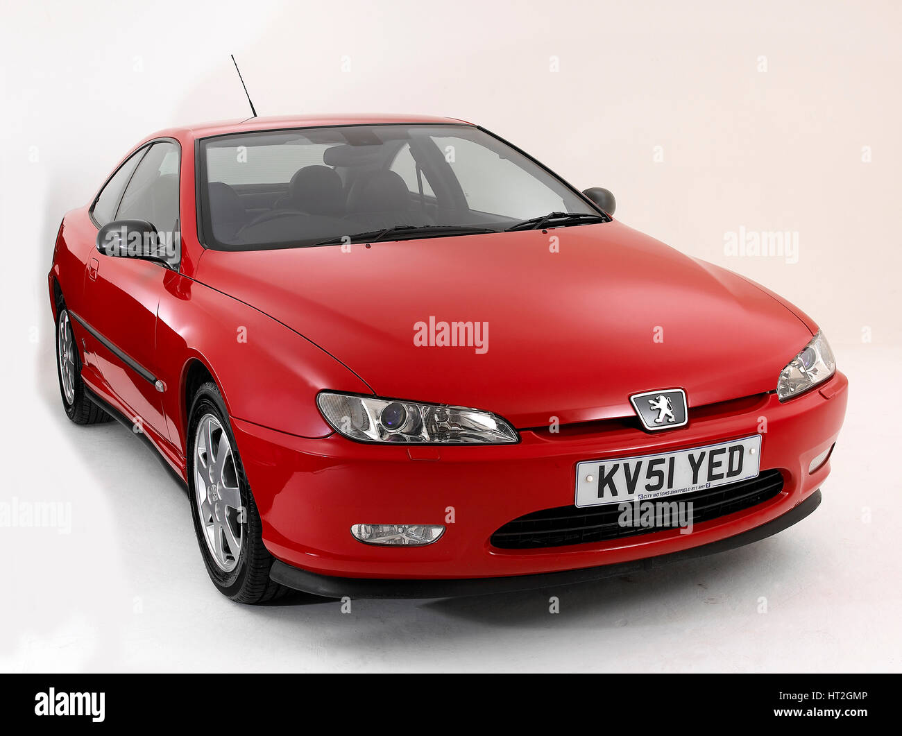 2001 Peugeot 406 Coupe Artist Unknown Stock Photo Alamy