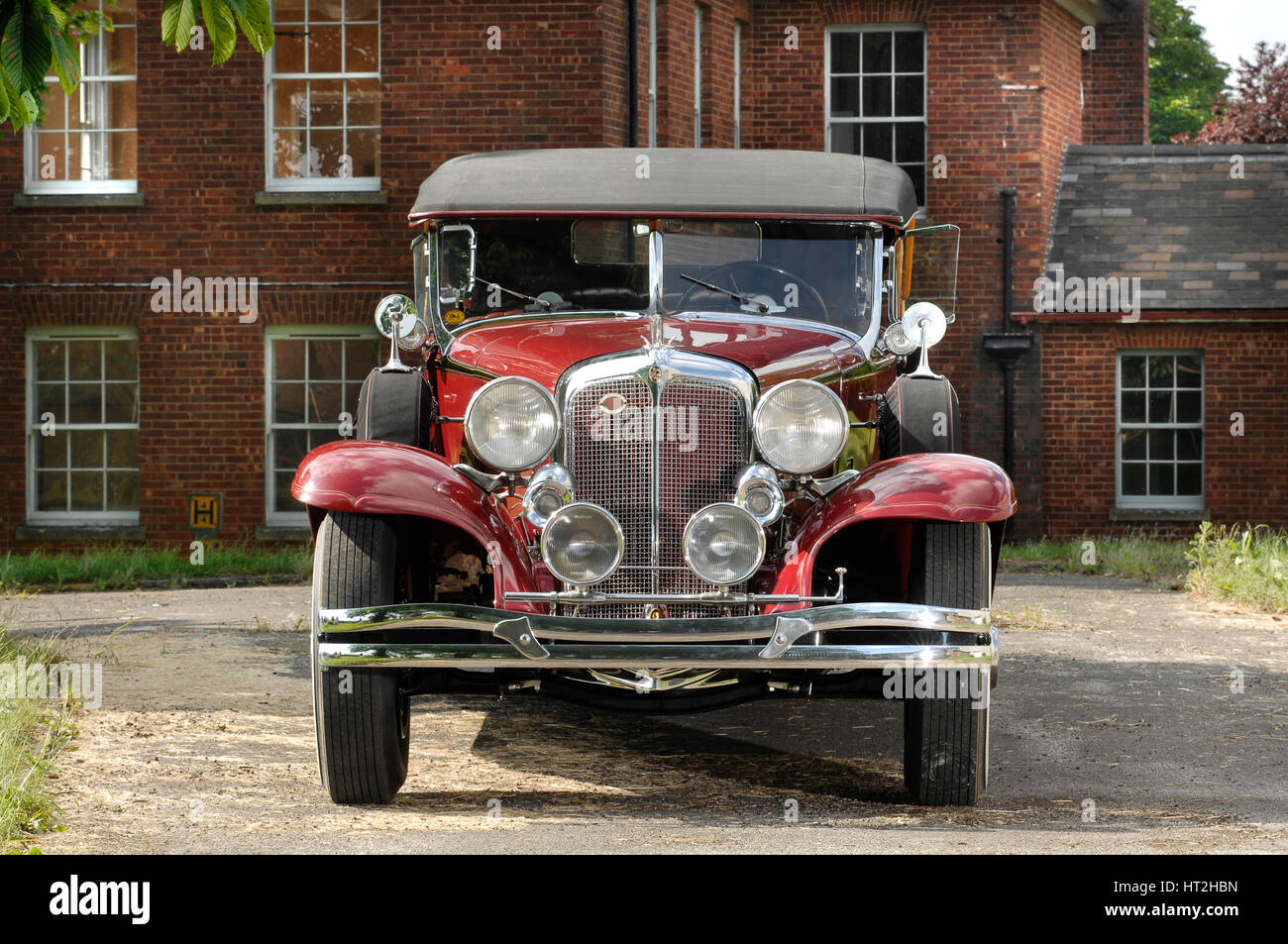 1931 Chrysler CG Imperial Artist: Unknown. - Stock Image