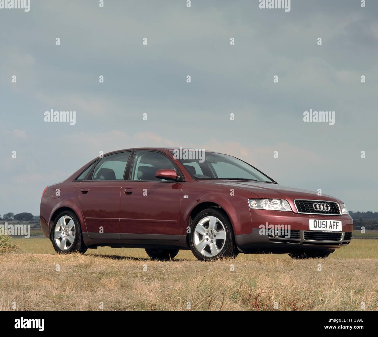 Audi A4 2 0 Stock Photos & Audi A4 2 0 Stock Images