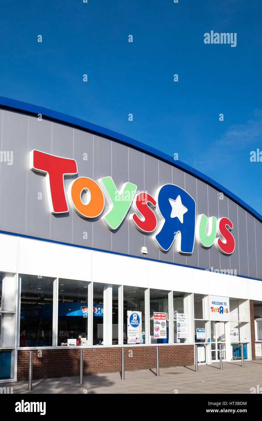 Toysrus Stock Photos Toysrus Stock Images Alamy