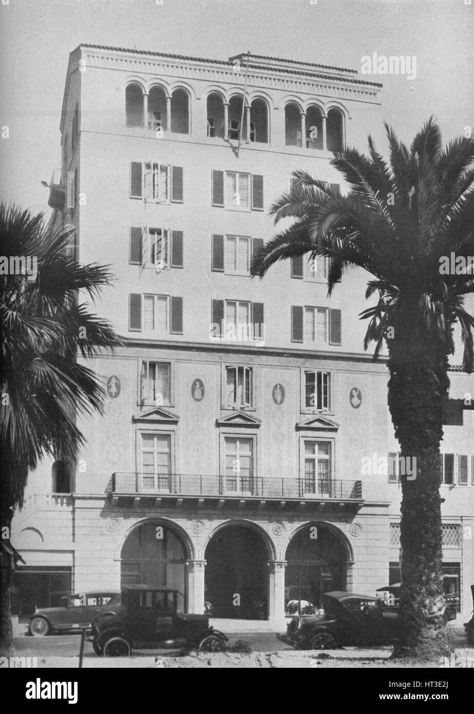 California athletic club