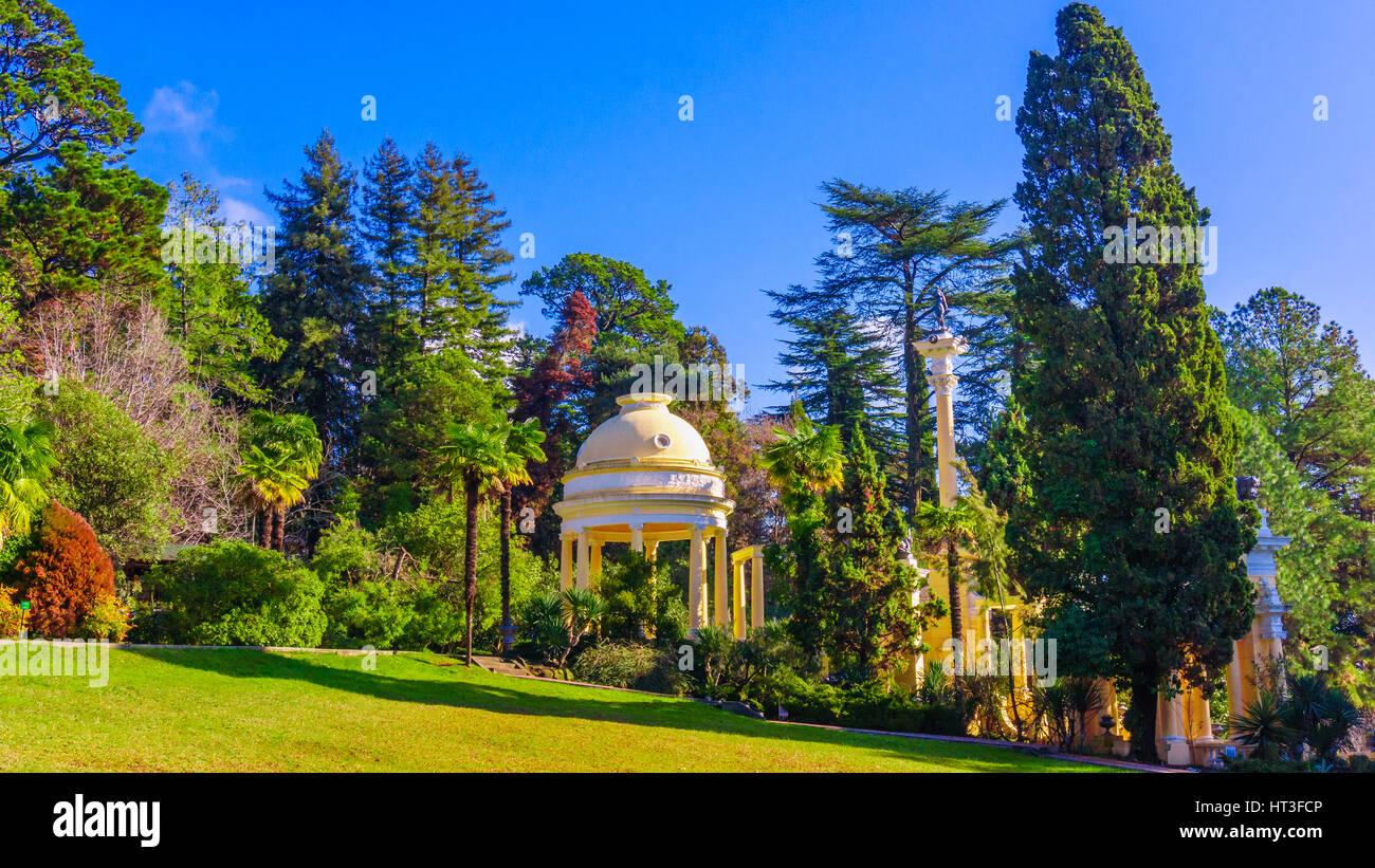Sochi Arboretum is a museum of nature 79