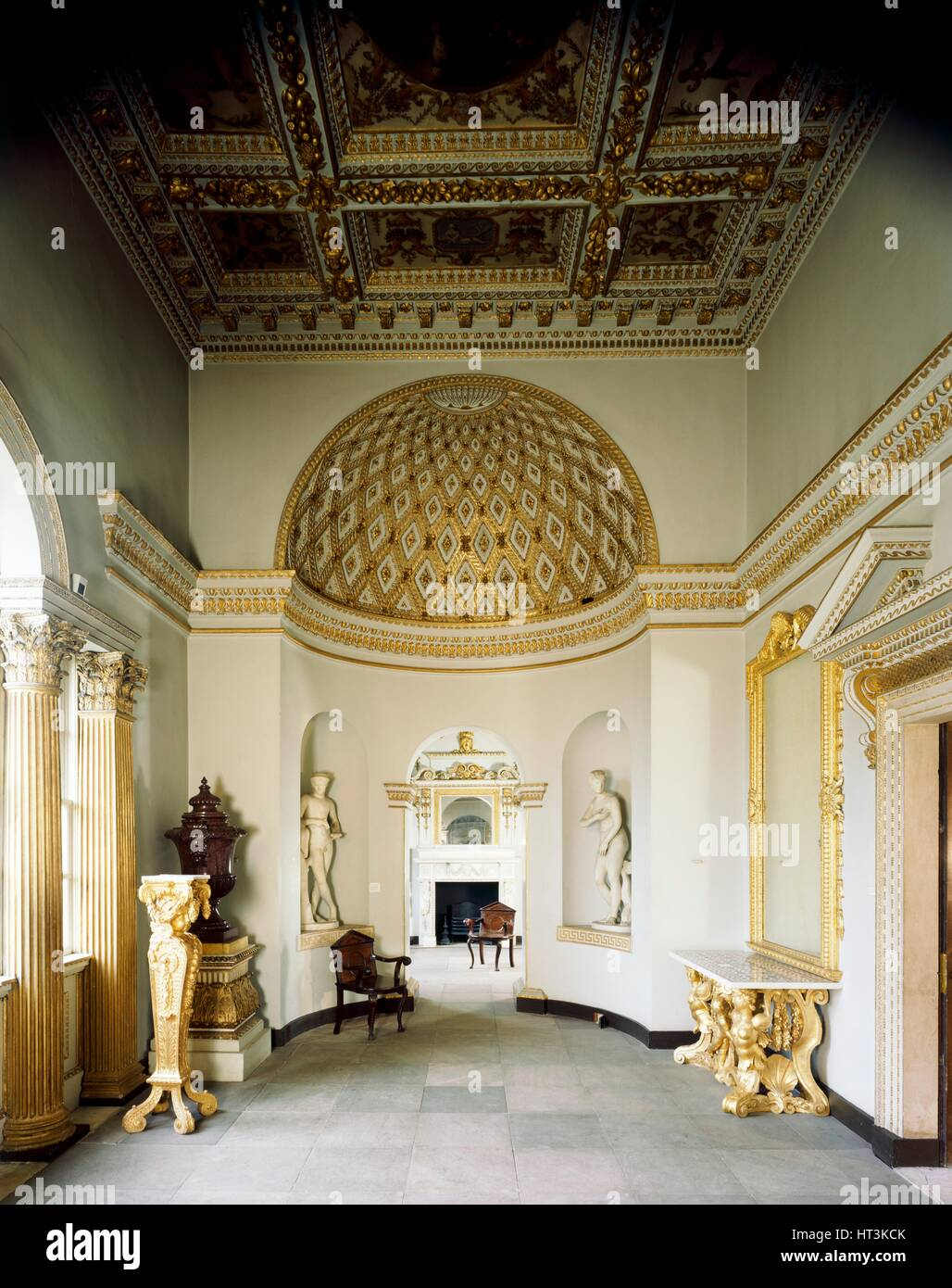 Chiswick House, c1990-2010. Artist: Nigel Corrie. - Stock Image
