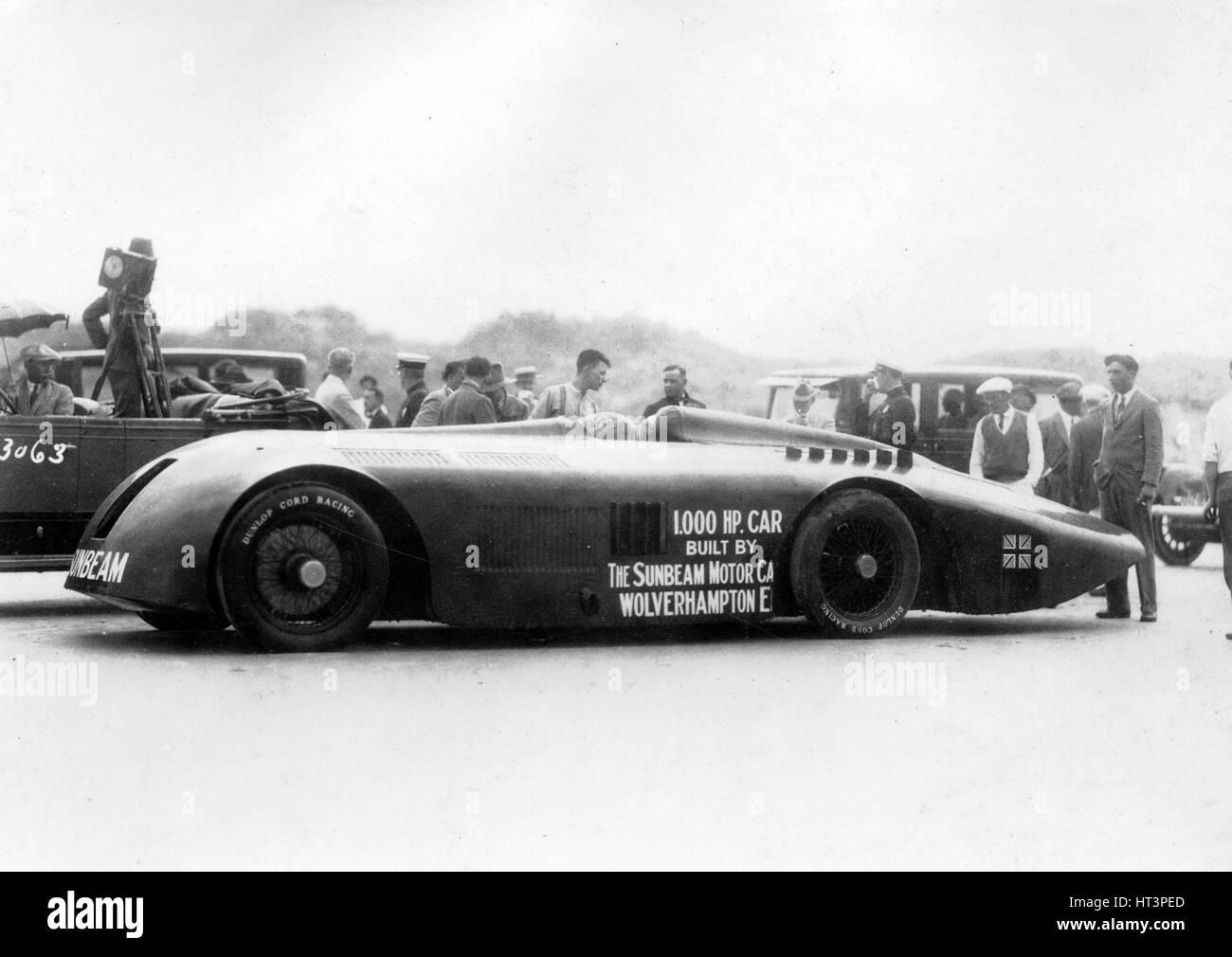 world land speed record attempt