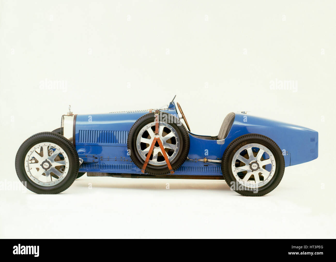 1924 Bugatti Type 35 Artist: Unknown. - Stock Image