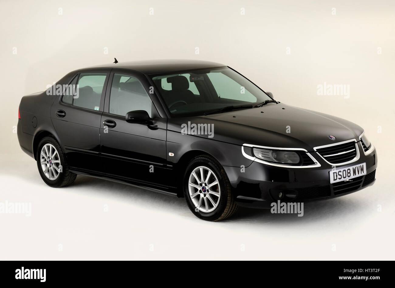 2008 Saab 95 Artist: Unknown. - Stock Image