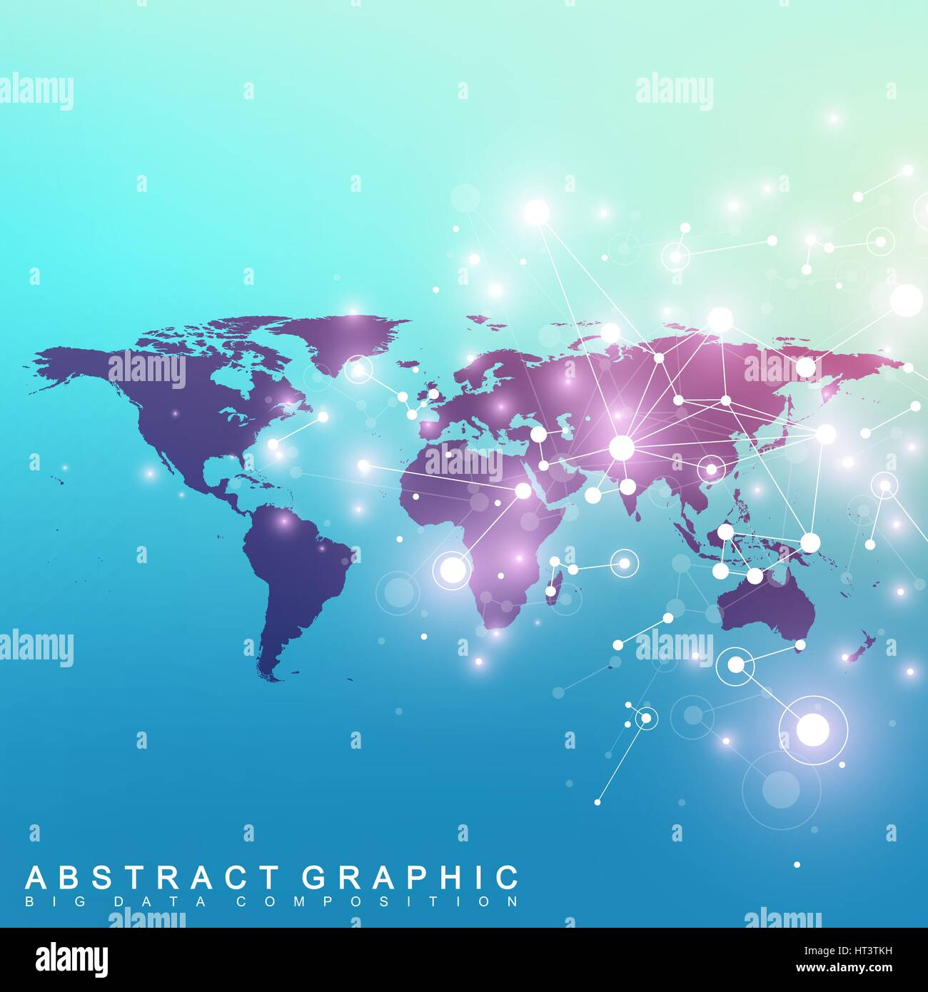 Political world map with global technology networking concept stock political world map with global technology networking concept digital data visualization scientific cybernetic particle compounds gumiabroncs Choice Image