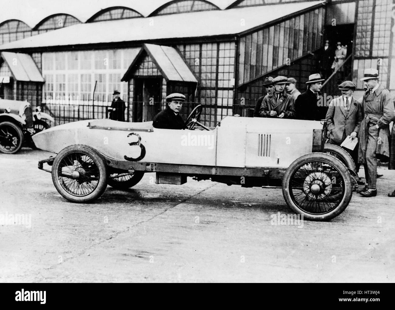 1924 Bignan sport Artist: Unknown. - Stock Image