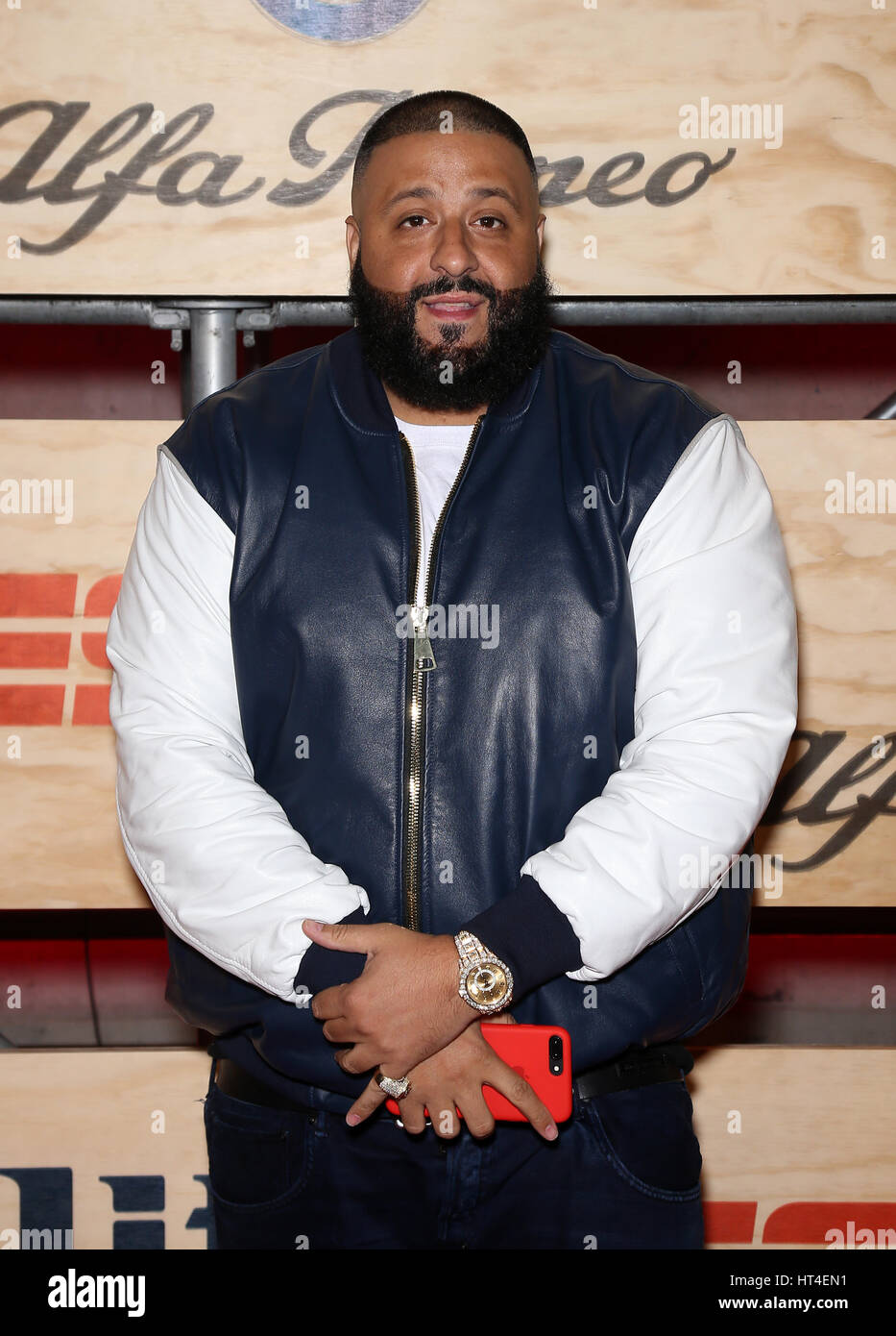 ESPN The Party Houston - Arrivals Featuring: D J Khaled