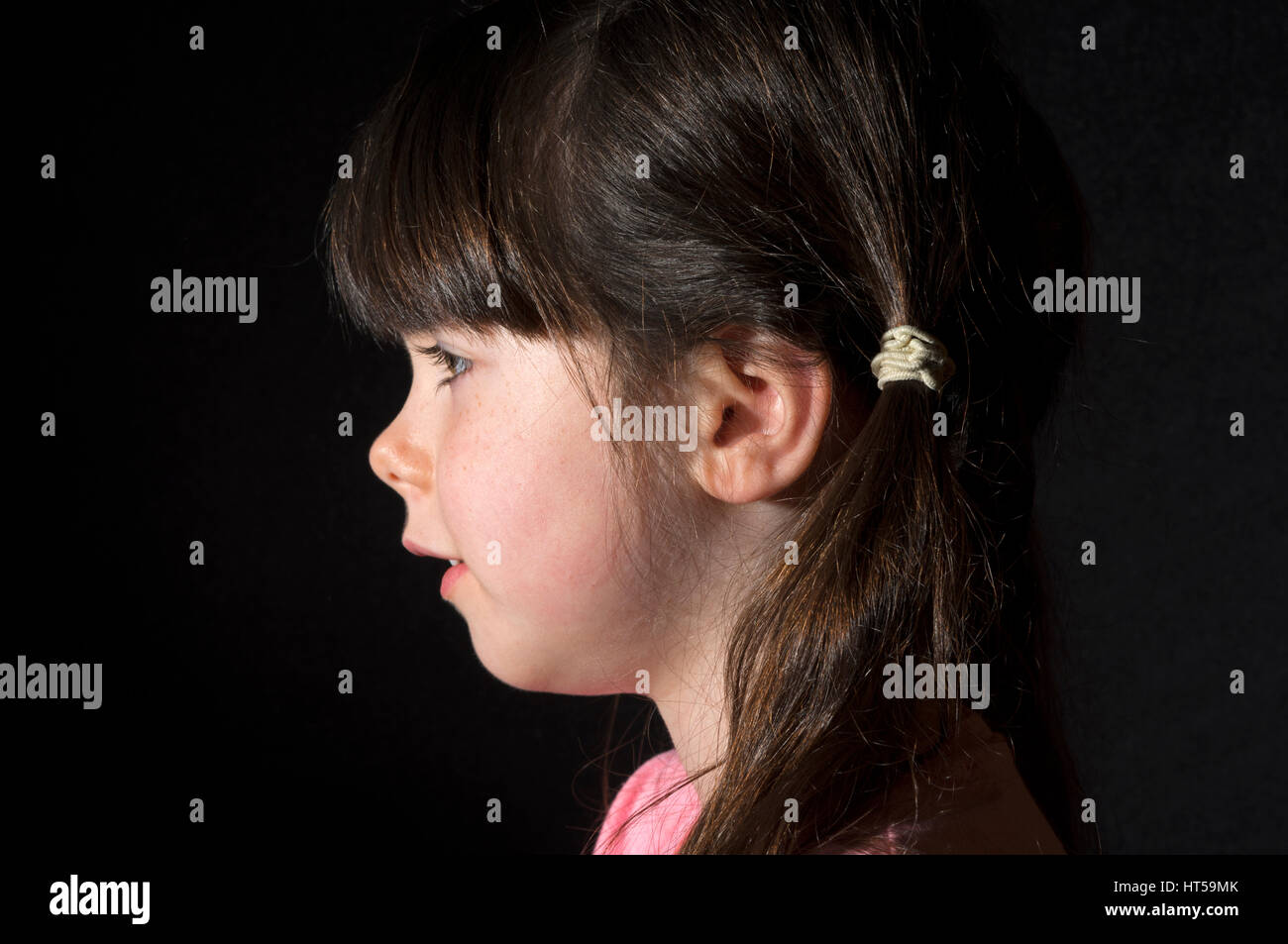 Childrens Hairstyle Stock Photos Childrens Hairstyle Stock Images