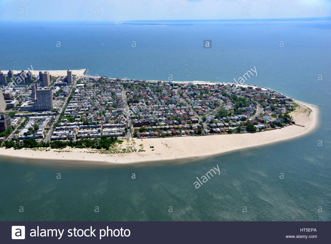 Coney Island Beach Ocean