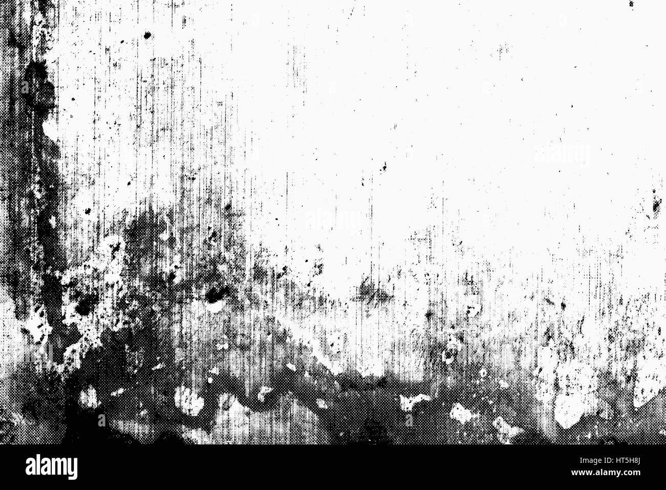 Black grunge texture background. Abstract grunge texture on distress wall in dark. Distress grunge texture background - Stock Image