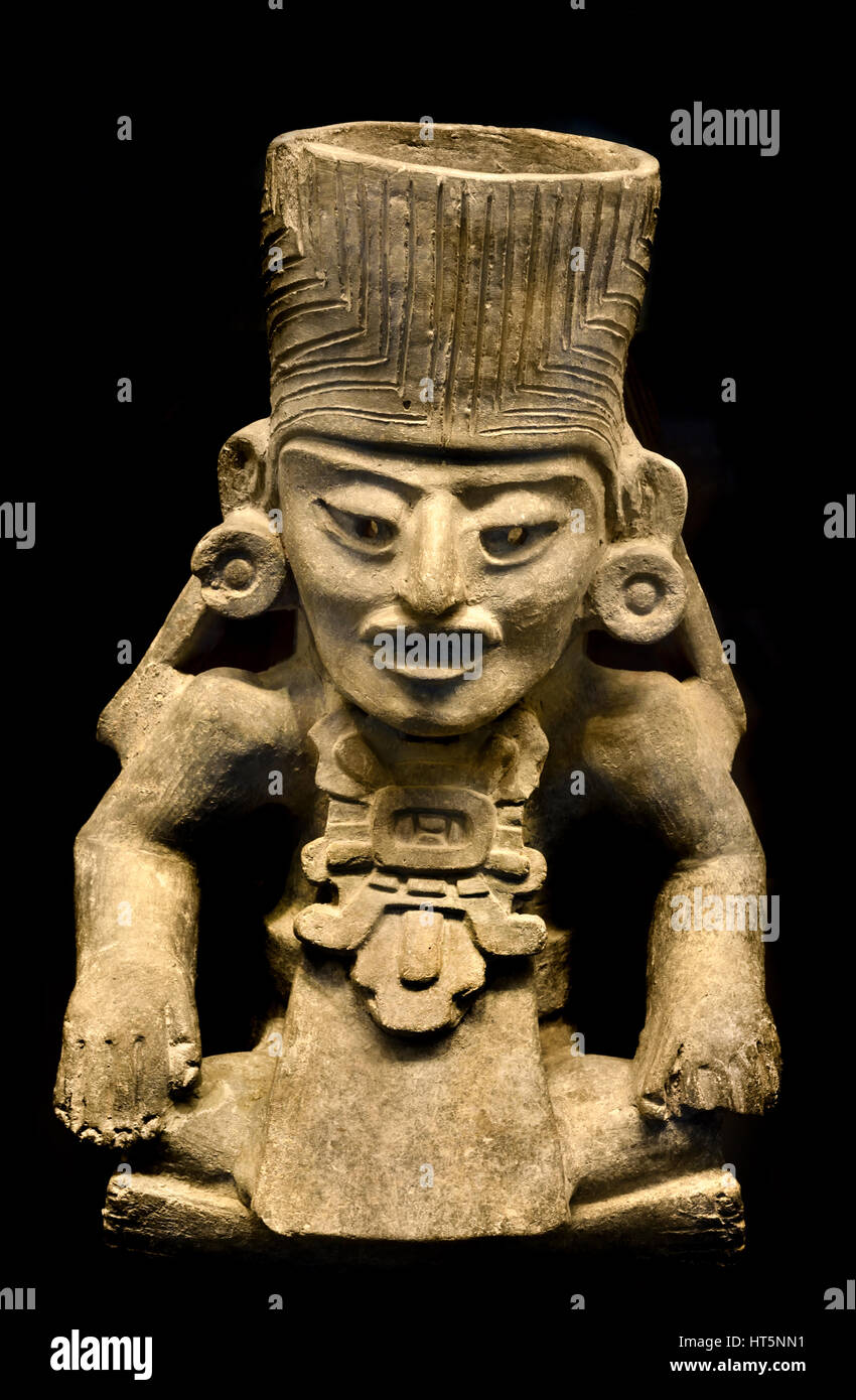 Maya figurine stock photos images
