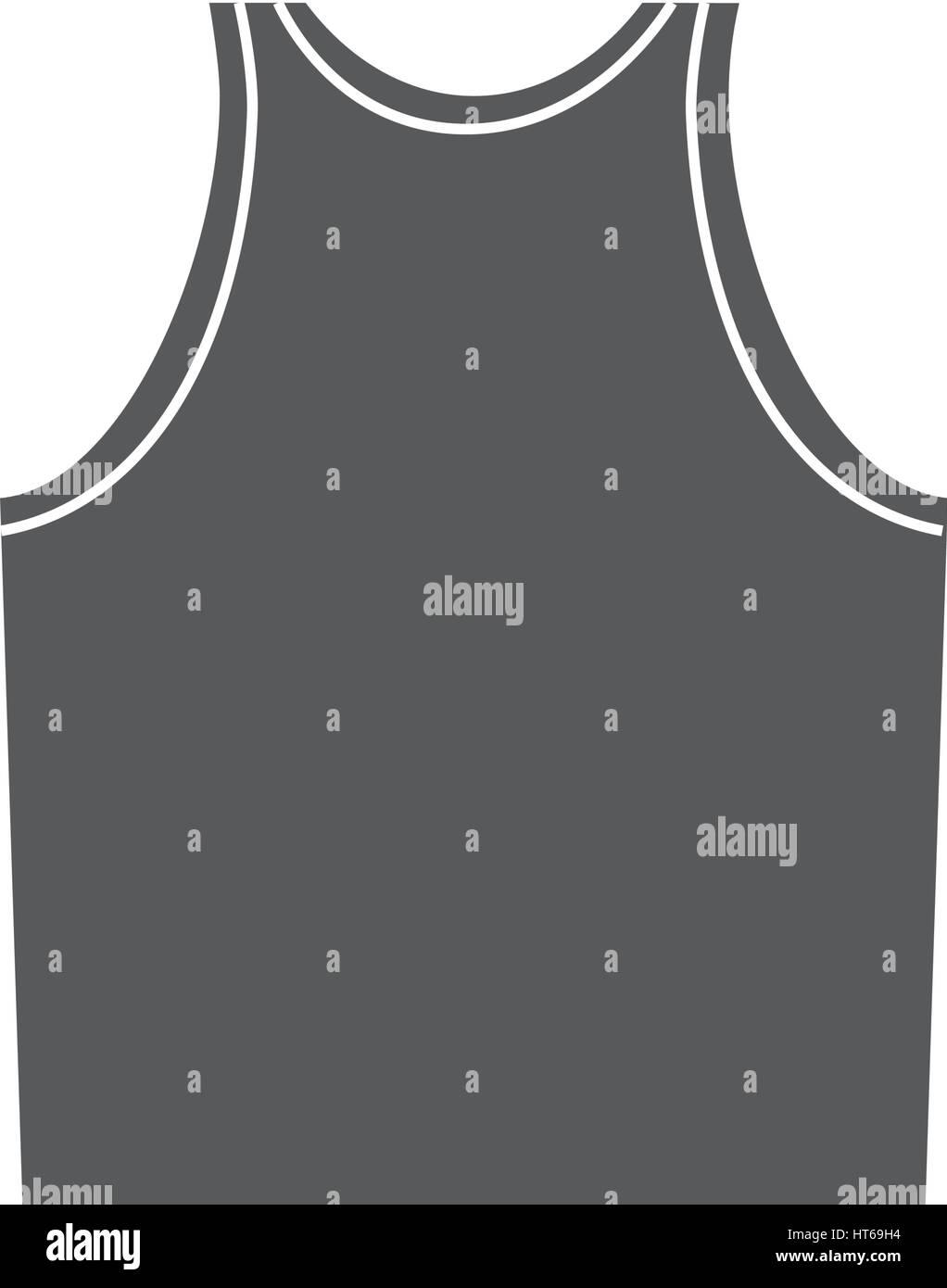 Sleeveless Shirt Stock Vector Images - Alamy 36302ed31