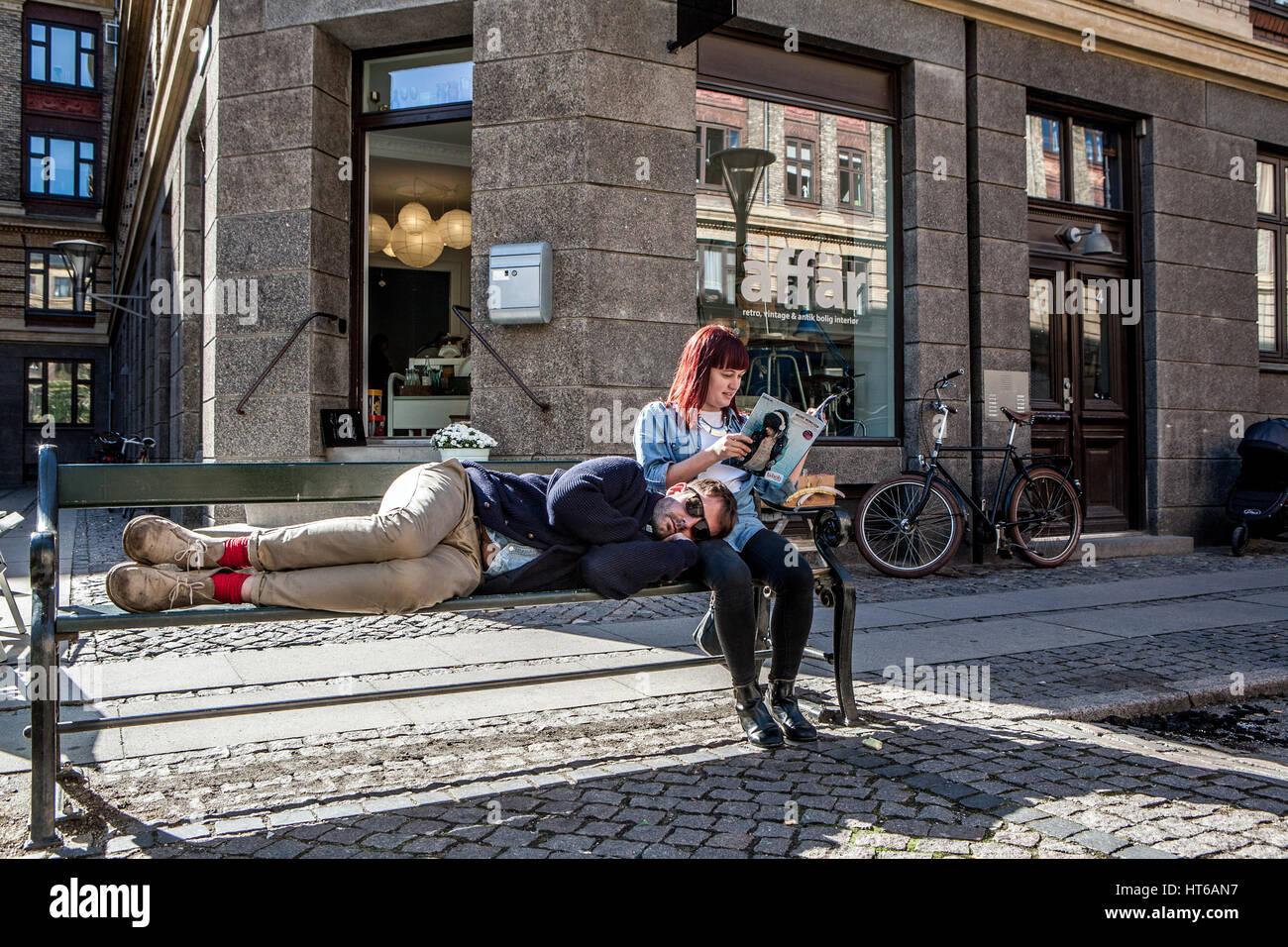 Whores in Copenhagen
