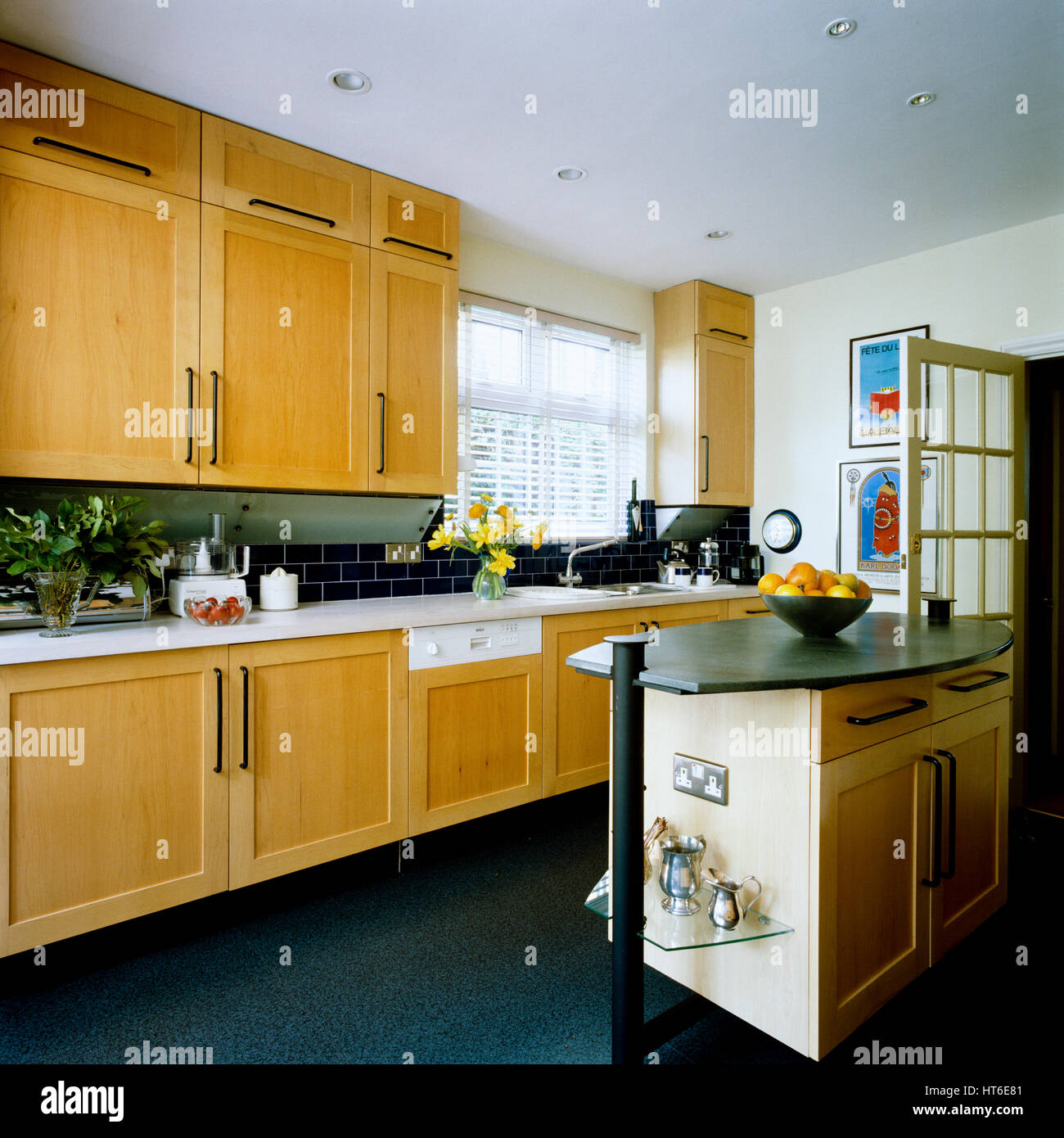 fitted kitchens stock photos fitted kitchens stock images alamy