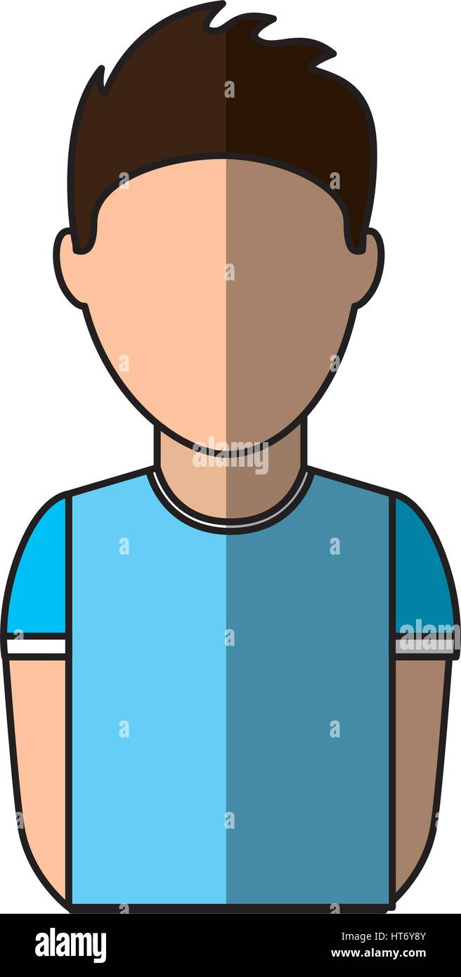 uruguayan player soccer icon - Stock Vector