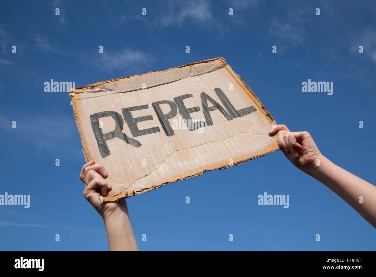 Placard Abortion Stock Photos & Placard Abortion Stock Images - Alamy