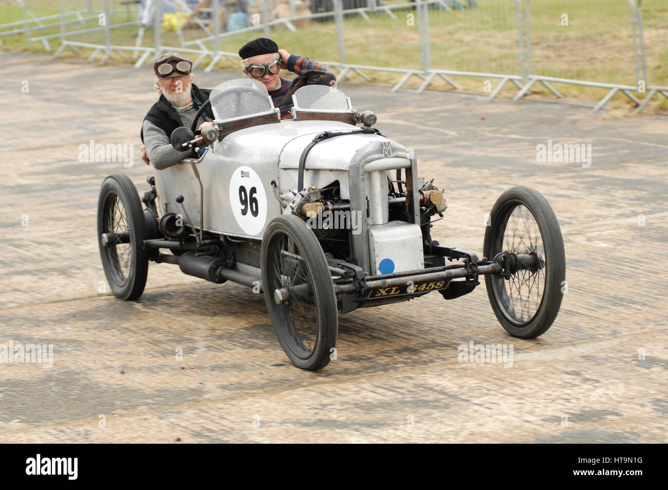G.N. Akela 1921 at the 2007 Brooklands 100 event - Stock Image