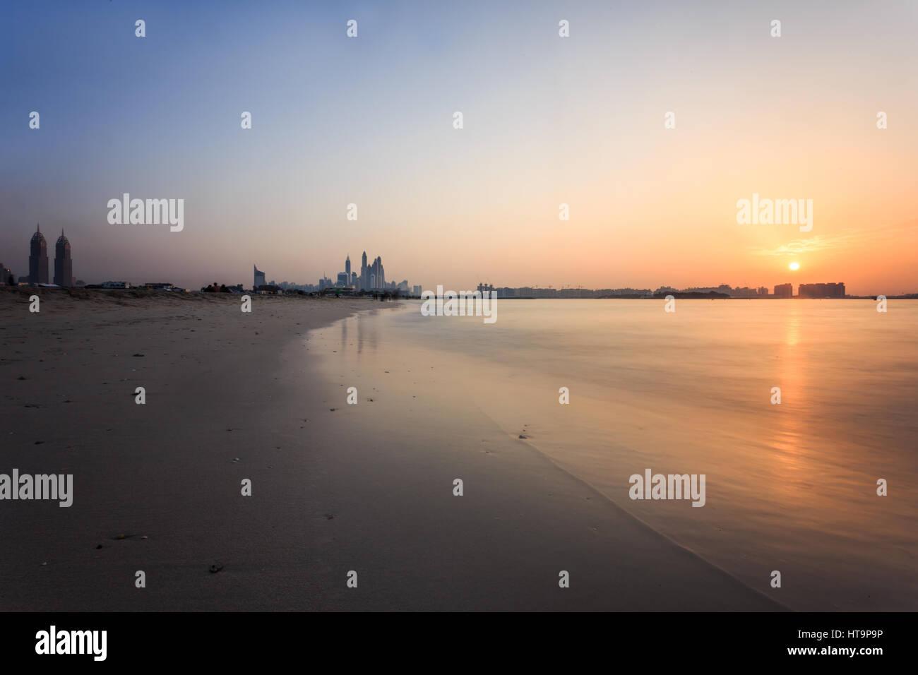 Jumeirah Beach - Stock Image