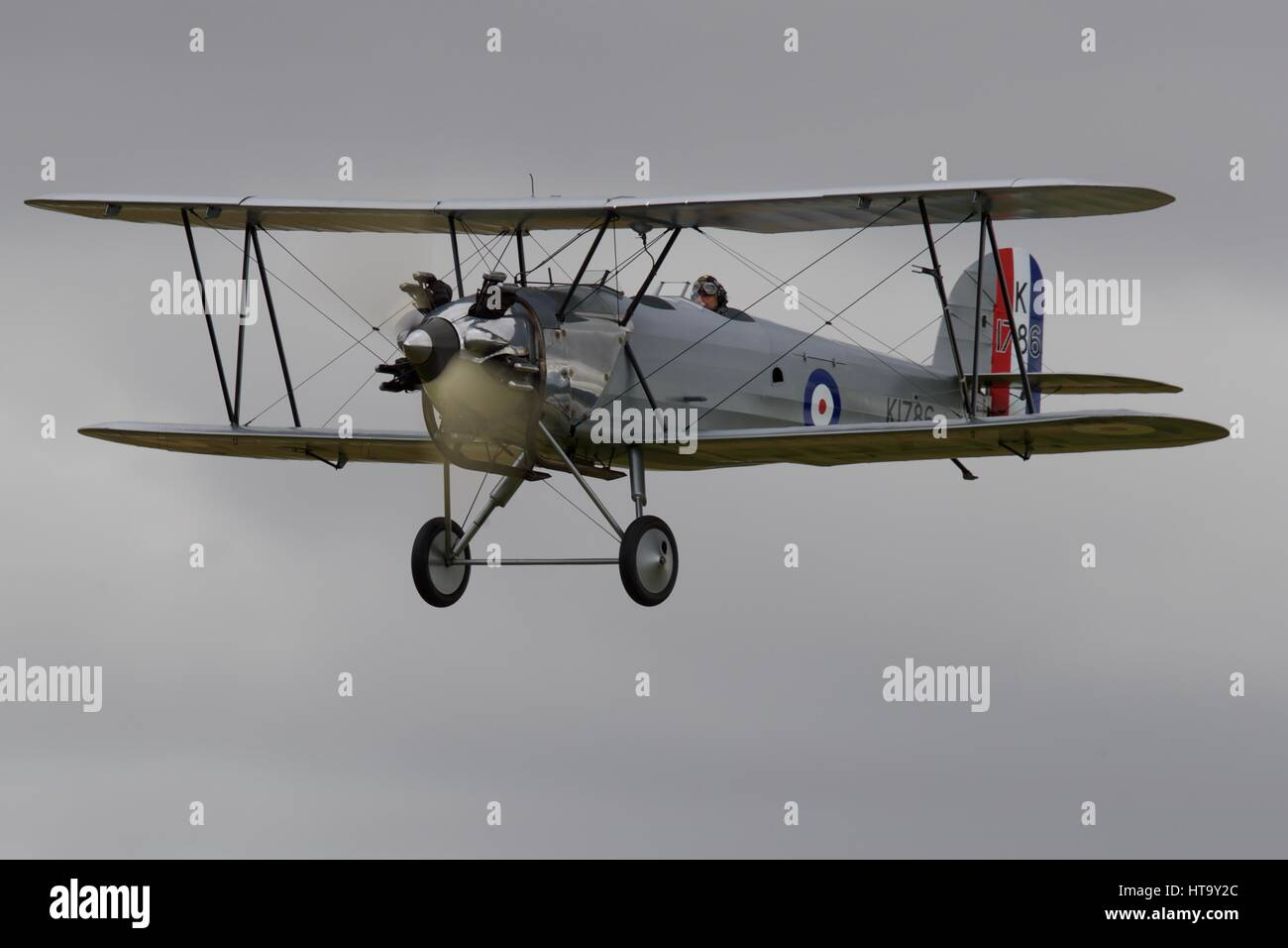Hawker Tomtit - Stock Image