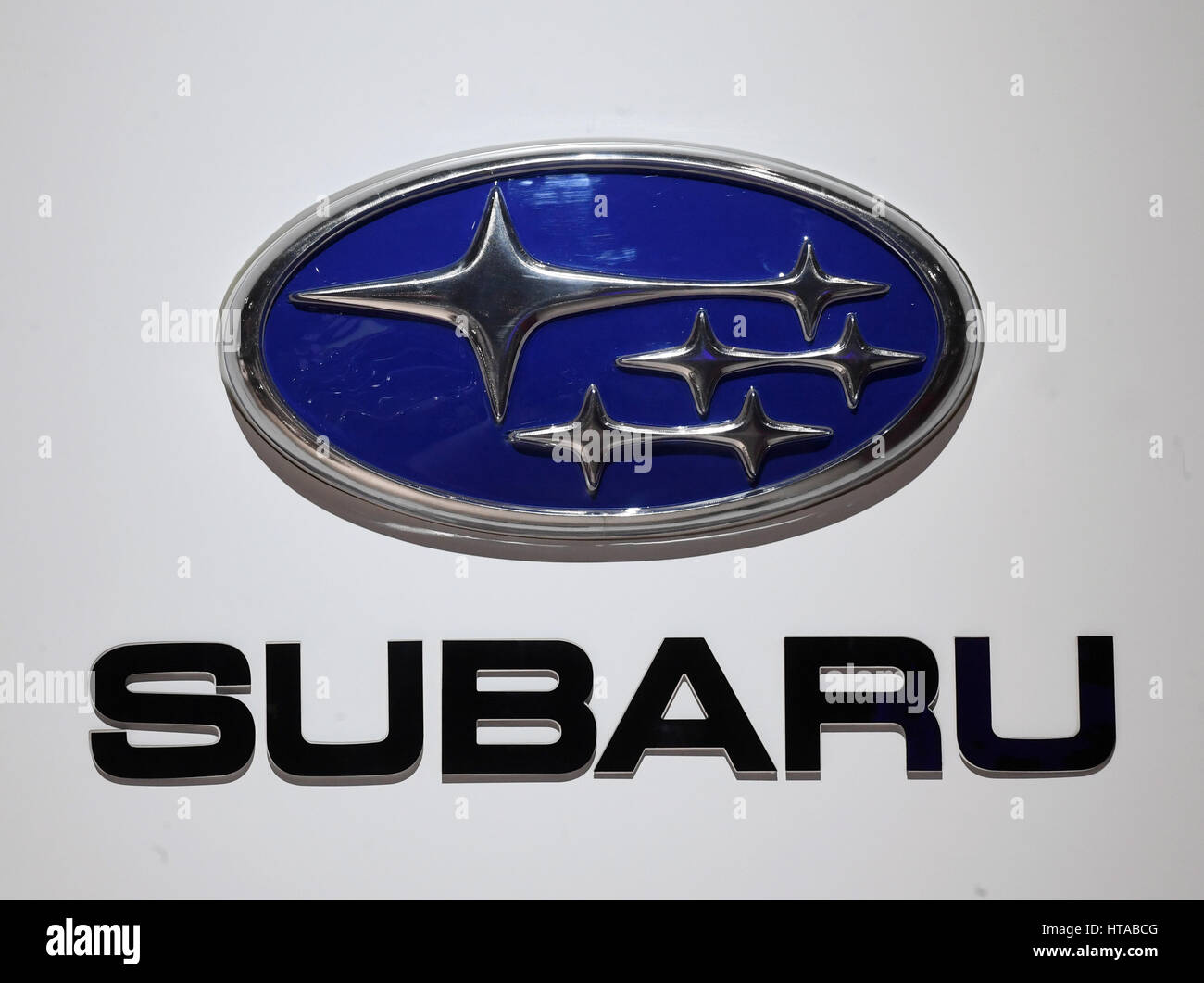 Subaru 2017 Stock Photos Subaru 2017 Stock Images Alamy