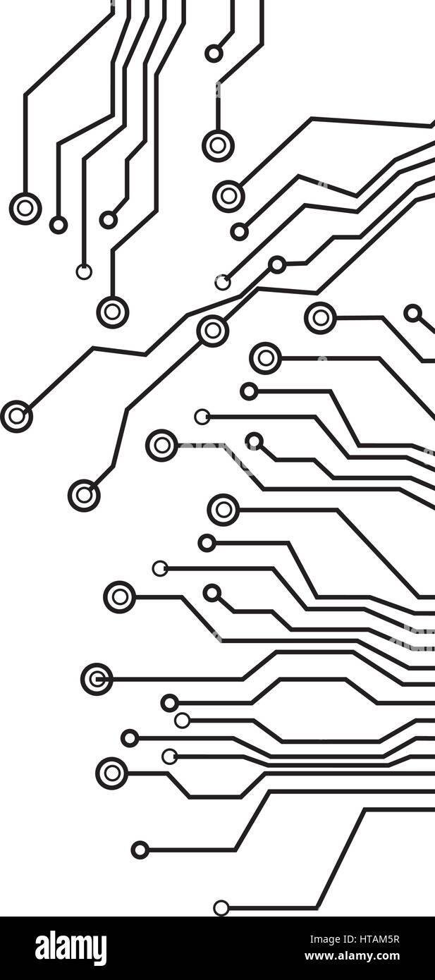 figure electrical circuits icon, vector illustraction design Stock ...
