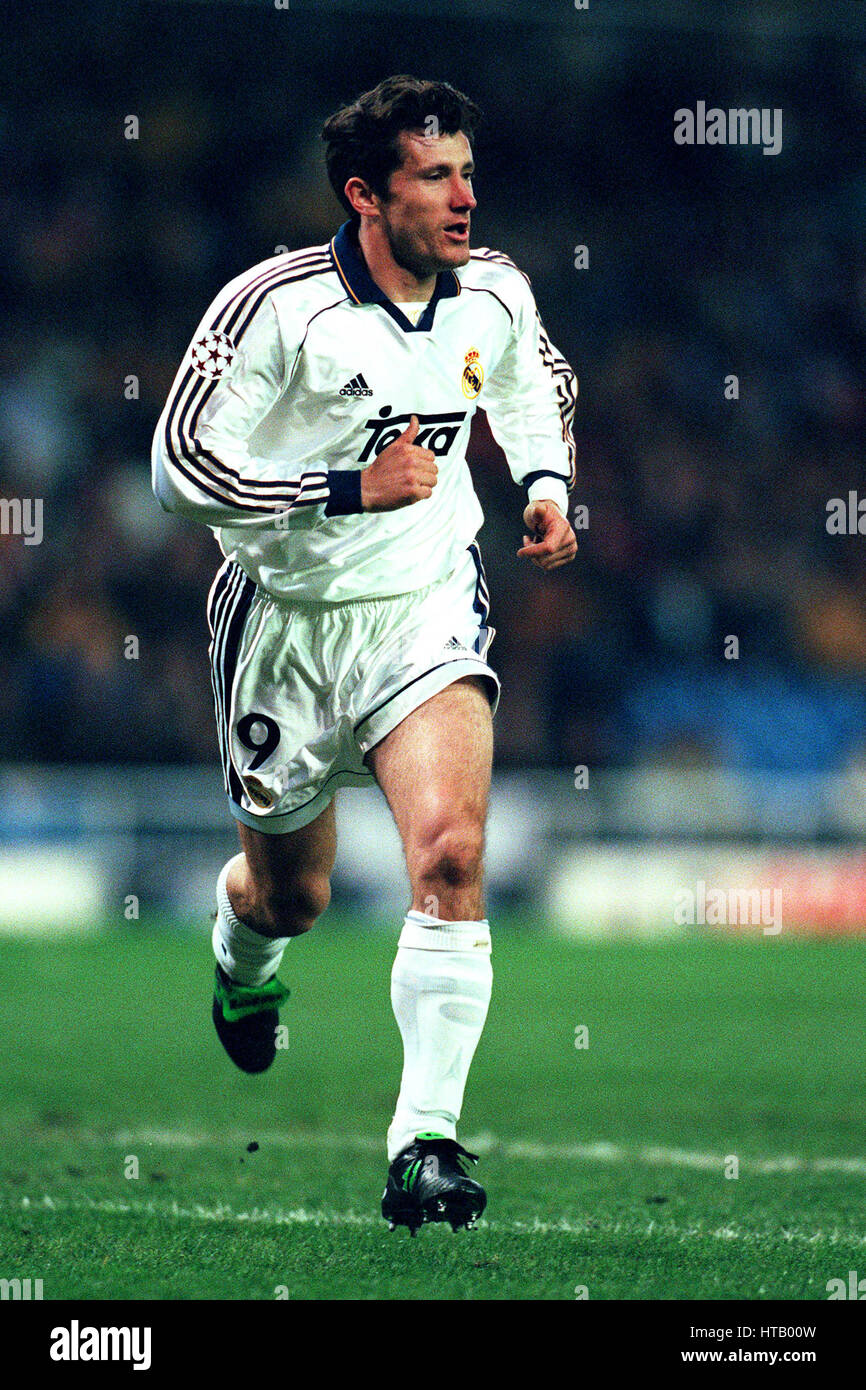 041135193 DAVOR SUKER REAL MADRID FC 03 March 1999 Stock Photo  135465817 - Alamy