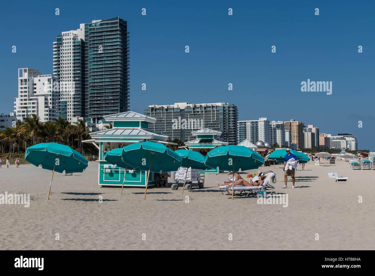 Miami, Florida - Stock Image